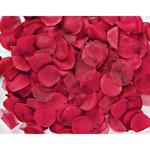 Red - Petals W/Organza 300/Pkg