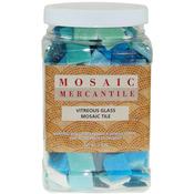 Horizon Mix - Vitreous Glass Mosaic Tile 2.5lb