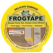 Yellow Frog Delicate Multi - Surface Masking Tape