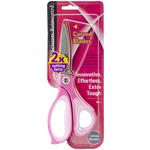 "Pink - All-Purpose Scissors 8"""