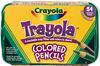 54/Pkg - Crayola Trayola Colored Pencils