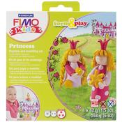 Princess - Fimo Kids Form & Play Set