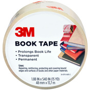 "2.83""X15yd - Scotch Book Tape"