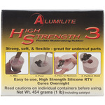 Pink - Alumilite High Strength 3 Liquid Mold Making Rubber 1lb