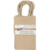 "Kraft - Paper Bags 3.25""X5.25""X8.375"" 13/Pkg"