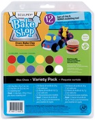 Sculpey Bake Shop Clay Variety Pack 14oz-