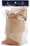 Assorted - Suede Trim Scrap Bag 8oz