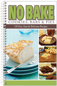 No Bake Cookies, Bars & Pies-