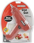Red - Dual-Temp Glue Gun