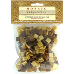 "Earthtones - 3/8"" Mini Mosaic Mix .5lb"