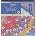 "Assorted Colors - Origami Paper 5.875'x5.875"" 200/Pkg"