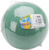 "Green - Wet Foam Ball 6"" 1/Pkg"