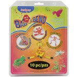 Assorted Colors - Sculpey Bake & Bend Clay Kit