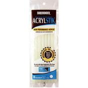 "7/16""X10"" 8/Pkg - AcrylStik High Performance Hi Temp Glue Sticks"