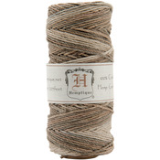 Earthy - Hemp Variegated Cord Spool 20lb 205'/Pkg