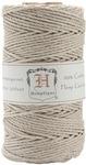 Natural - Hemp Cord Spool 48lb 205'/Pkg