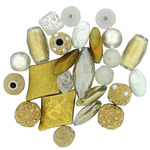 White Gold - Inspirations Beads 50g