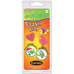 Amazing Eraser Clay - Sculpey Clay Activity Kit