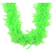 Hot Lime - Chandelle Feather Boa 72""
