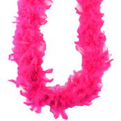 """Hot Pink - Chandelle Feather Boa 72"""""""