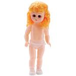 "Strawberry Blond Hair - Girl Fashion Doll 13.5"""