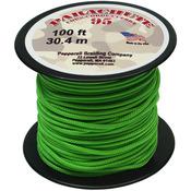 Neon Green - Parachute Cord 1.9mm 100'/Pkg