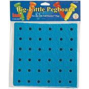 "36 Holes - Big-Little Pegboard 8"""