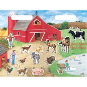 Farm - Magnetic Create-A-Scene Kit