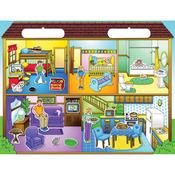 Doll House - Magnetic Create-A-Scene Kit