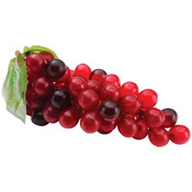 Large Purple Grapes - Design It Simple Decorative Fruit