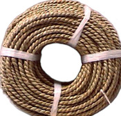 Approximately 210' - Basketry Sea Grass #3 4.5mmX5mm 1lb Coil