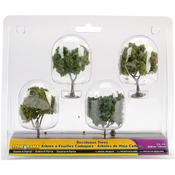 "Deciduous Trees 2"" To 3"" 4/Pkg-"