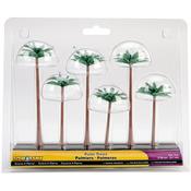"Palm Trees 3"" To 5"" 6/Pkg-"