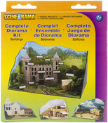 Buildings - Complete Diorama Kit