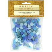 "Seascape - 3/8"" Mini Mosaic Mix .5lb"