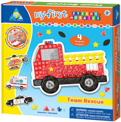 Team Rescue - My First Sticky Mosaics Kit