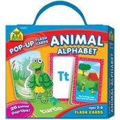 Alphabet - Pop-Up Flash Cards