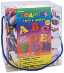 Alphabet - Foam Stickers 5oz