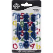 Numerals 0-9 - Plastic Cutter Set 10pc