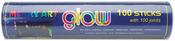"Assorted Neon Colors - Glow Sticks 8"" 100/Pkg"