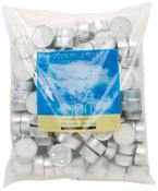 White - Unscented Tea Lights 100/Pkg