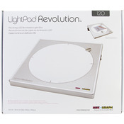 120 LightPad Revolution LED Light BoxApproximately 12.75""
