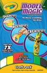 Assorted Colors - Crayola Model Magic Craft Pack 7oz