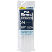 ".28""X8"" 24/Pkg - Pro Strength Mini Glue Sticks"