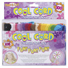 Assorted Colors - Cool Cord Friendship Party Pack JANLYNN-Cool Cord Friendship Party Pack.  Great for friendship bracelets, worry dolls, keychains, shoe laces, head bands, zipper pulls and much more!  This package contains 105 10yd skeins of 100% cotton floss in a vast variety of colors (brights, pastels and darks), eight chipboard weave wheels and instructions. Recommended for children ages 8 and up.  Imported.