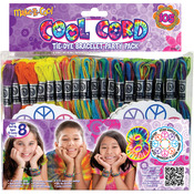 Cool Cord Makes 100 - Cool Cord Friendship Bracelet Pack