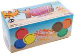 Classic Colors - Xtreme Sand Variety Sand Box .5lb 6/Pkg