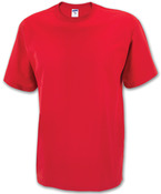 Large - Adult True Red Tee