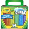 Crayola Sidewalk Chalk 24pc