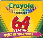Crayola Crayons - 64/Pkg